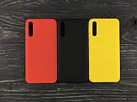 Силиконовый чехол BOOM для Samsung Galaxy A30s