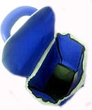 Тачка сумка кравчучка Stenson MH-2785 93 см, темно-синяя, фото 4