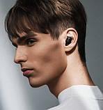 Навушники безпровідні Bluetooth MDR MI Redmi AirDots в кейсі, чорні, фото 7