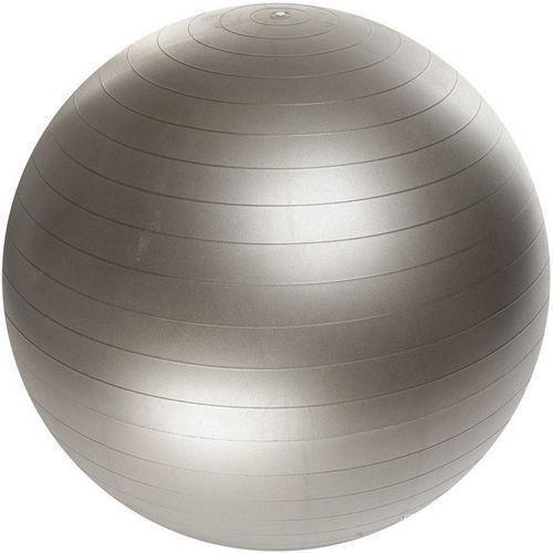 М'яч для фітнесу Фітбол Profit 75 см посилений 0277 Silver