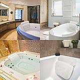 Подушка для ванны KiDEPOCH 4D Air Mesh на 7 присосках, фото 7