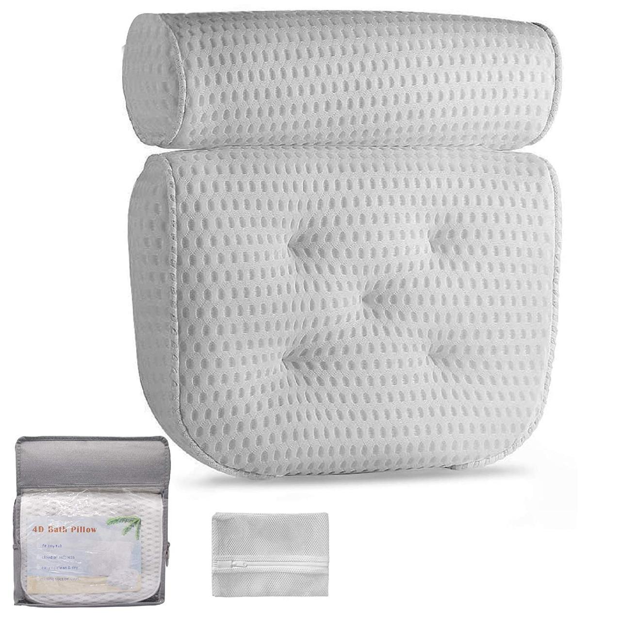 Подушка для ванны KiDEPOCH 4D Air Mesh на 7 присосках