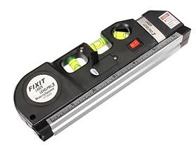 Лазерний рівень з вбудованою рулеткою Laser Level Pro 3 7124