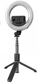 Кільцева LED лампа для селфи Selfie stick L07 7332