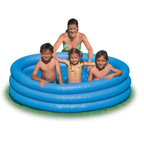 Детский надувной бассейн хрустальный Intex 59416