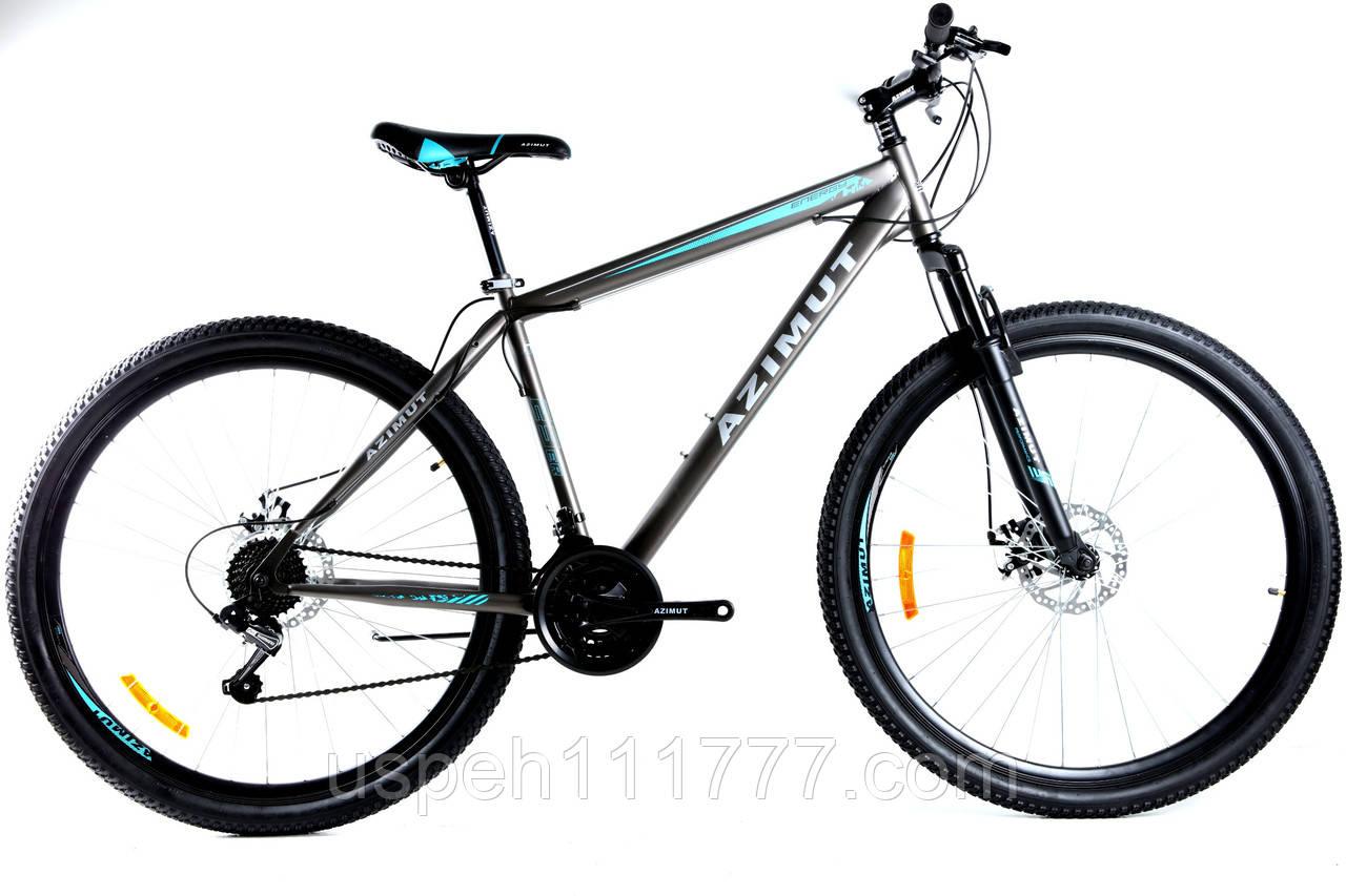 """Горный велосипед Azimut Energy 26"""" FR/D"""