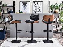 Барні стільці. Барні табурети зі спинкою