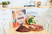 Berry BOX подарочный набор для приготовления ягодного шоколада. Подарок для девушки