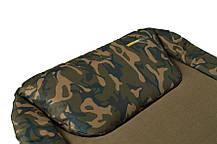 Ліжко коропова Fox Flatliner 8 Leg Bedchair, фото 2