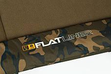 Ліжко коропова Fox Flatliner 8 Leg Bedchair, фото 3