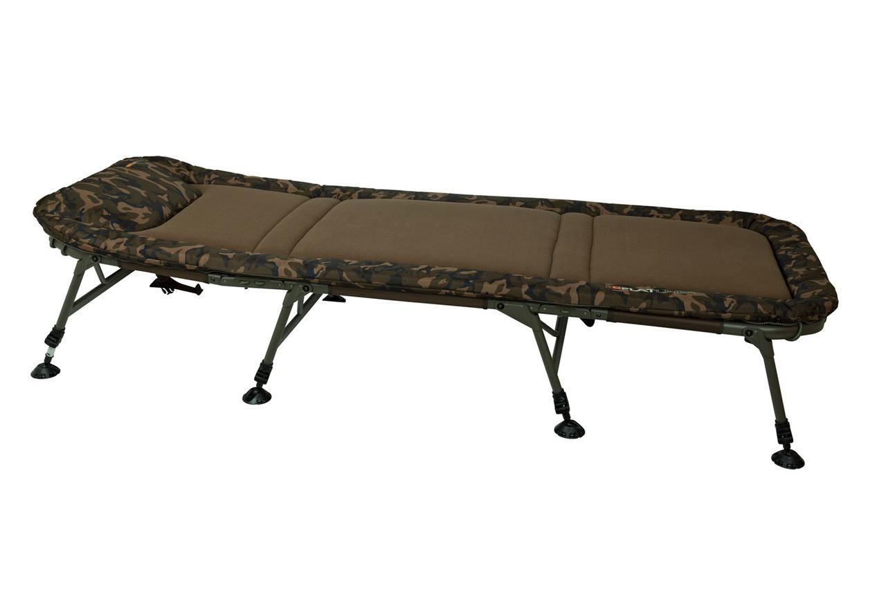 Ліжко коропова Fox Flatliner 8 Leg Bedchair