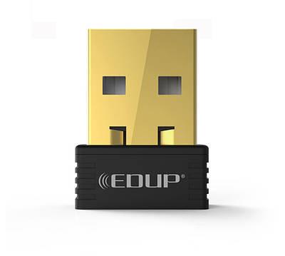 Mini Wifi Adapter 802.11N EDUP EP-N8553 150 Мбит/с (57120512)