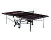 Стіл для настільного тенісу GSI Sport Compact Street (чорний)
