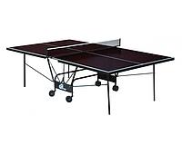Стіл для настільного тенісу GSI Sport Compact Street (чорний), фото 1