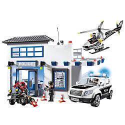 Playmobil 9372 -  Полицейский участок City Action Police Station