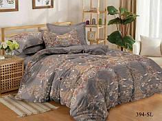 Постільна білизна Оксамитові сни сатин ТМ Комфорт-Текстиль (Євро максі)