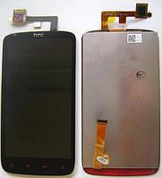 Дисплей HTC Z715e Sensation XE с сенсором