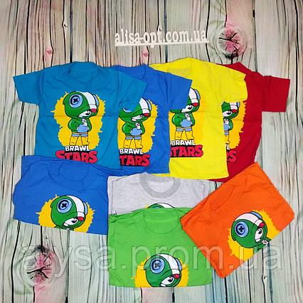 Детская футболка Бравл Старс кулир