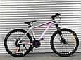 Спортивный горный алюминиевый велосипед 26 дюймов TopRider горный велосипед с алюминиевой рамой ТОП РАЙДЕР, фото 9