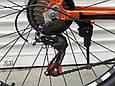 Спортивный горный алюминиевый велосипед 26 дюймов TopRider горный велосипед с алюминиевой рамой ТОП РАЙДЕР, фото 5