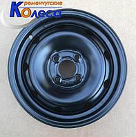 Диск колесный Renault Logan R14 W5.5 PCD 4x100 Et 43 сталь, КрКЗ