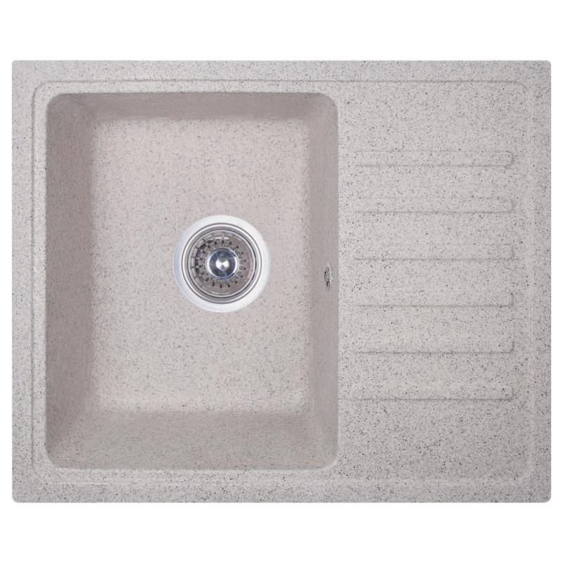 Кухонная мойка Fosto 5546 SGA-210 Серый (FOS5546SGA210)