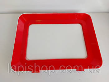 Вакуумный контейнер для еды VACCUM PLATES