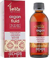 Флюид для волос с аргановым маслом Echosline 150 мл