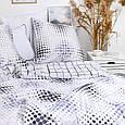 Двоспальне постільна білизна твіл сатин ТМ Вилюта 518, фото 3