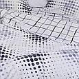Двоспальне постільна білизна твіл сатин ТМ Вилюта 518, фото 5