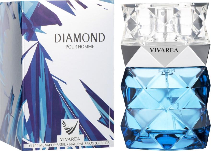 """Мужская туалетная вода """"Diamond"""" Vivarea 100мл"""