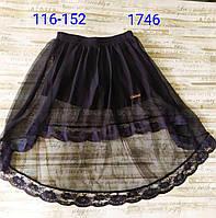 """Спідниця-шорти дитячі з фатином на дівчинку 116-152 см """"MATILDA"""" купити недорого від прямого постачальника"""