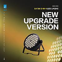 Пар Прожектор Big Dipper LPC015 54x3W RGB (метал)