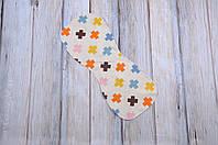 Рушник для гігієни новонародженого, Плюсики, фото 1
