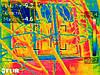 Тепловизионная съемка тепловизором и отчеты