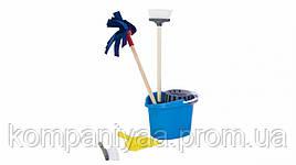 Дитячий іграшковий ігровий набір для прибирання 416OR (Синій)