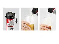 Ультразвуковая насадка для вспенивания баночного пива