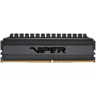 Модуль пам'яті для комп'ютера DDR4 16GB (2x8GB) 3600 MHz Viper Blackout Patriot (PVB416G360C7K)