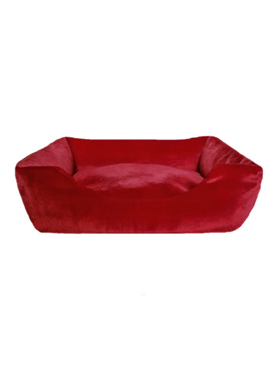 Лежак лежанка 50*40  спальное место для собаки и кошки животных съемный чехол