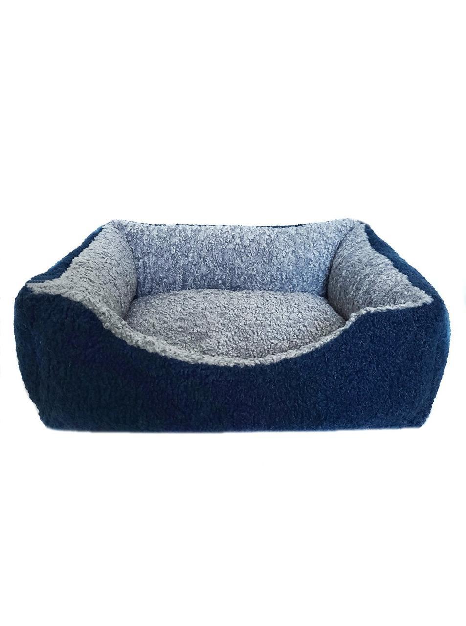 Лежак лежанка 50*40 спальне місце (собак і кішок) тварин знімний чохол