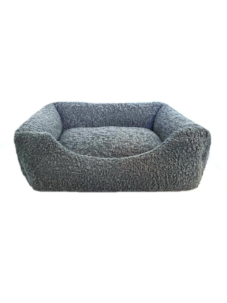 Лежак лежанка 50*40 спальное место для (собак и кошек) животных съемный чехол