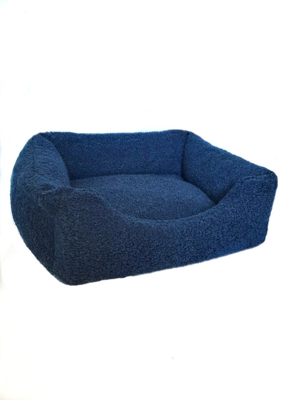 Лежак лежанка 60*50 спальне місце (собак і кішок) тварин знімний чохол