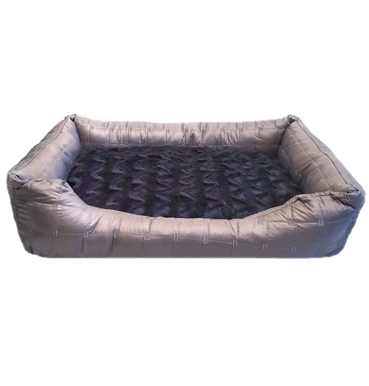 Лежак лежанка 66*56 спальное место для (собак и кошек) животных съемный чехол.