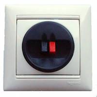 Аудио розетка 1-я Valena (белый) 774223