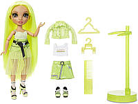 Кукла Рейнбоу Хай Карма Никольс Rainbow High Karma Nichols Neon Green