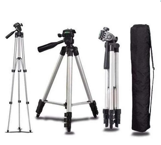 Штатив для камеры и телефона Photo Tripod 3110 (35-103 см) , трипод тренога для смартфон