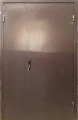 """Вхідні металеві двері """"Економ"""""""