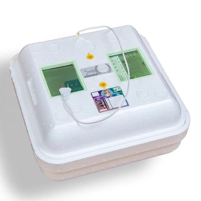 Инкубатор Рябушка Smart 70 яиц (Ручной переворот)
