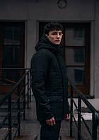 Демісезонна Куртка Waterproof Intruder (чорний), фото 1