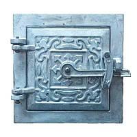 Сажетруска алюминиевая для печи (большая)  120 х 120 мм
